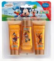 Disney Lesný píniový med - Mouse Clubhouse 3 x 40 g